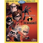 Incredibles, The (Blu-Ray + DVD + Digital Copy)