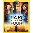 I Am Number Four (Blu-Ray + DVD + Digital Copy)