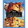 Lion King 2: Simba's Pride (Blu-Ray + DVD)