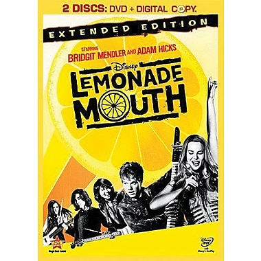 Lemonade Mouth: Extended Edition (with Digital Copy)