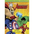 Marvel The Avengers: Earth's Mightiest Heroes! Volume 1