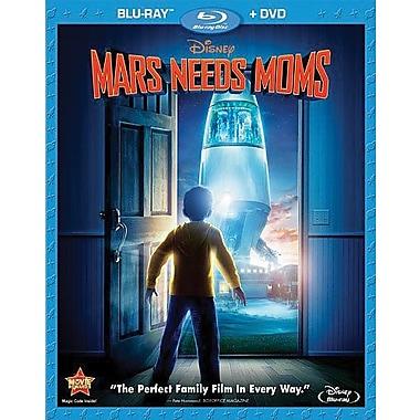 Mars Needs Moms (Blu-Ray + DVD)