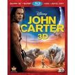 John Carter 3D (Blu-ray + DVD + Digital Copy)