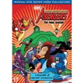 Marvel The Avengers: Earth's Mightiest Heroes! Volume 5