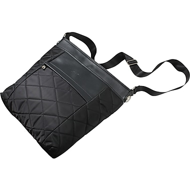 Gino Ferrari Arezzo Cross Body Bag, Black