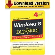 Windows 8 For Dummies - 30 Day Access for Windows (1-User) [Online Access]
