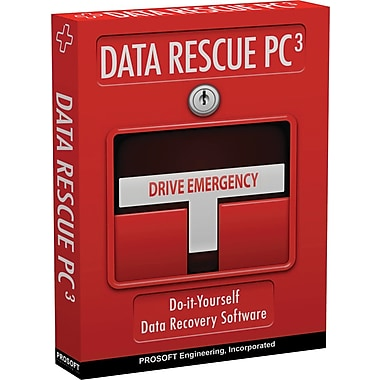 Prosoft Engineering Data Rescue for Windows (3-User) [Boxed]