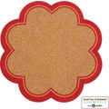 Martha Stewart Home Office™ with Avery™ Message Board, Petal, Red Border, 8-1/2in. X 8-1/2in.
