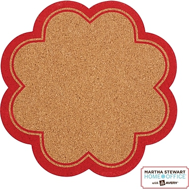 Martha Stewart Home Office™ with Avery™ Message Board, Petal