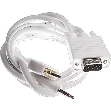 3M VGA Cable, VC05W For MP225