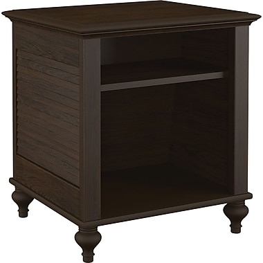 kathy ireland by Bush® Volcano Dusk End Table, Kona Coast