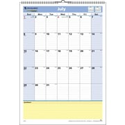 2014/2015 AT-A-GLANCE® QuickNotes® Academic Monthly Wall Calendar, 12 x 17