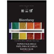 Bienfang Lightweight Aquademic Watercolour Paper Pads, 15 Sheets/Pad