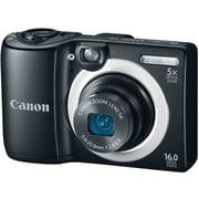 Canon PowerShot A1400 Digital Camera, Black
