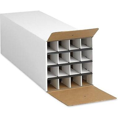 Safco® - Classeur compact pour documents enroulés