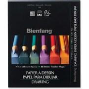 """Bienfang Drawing Pad, 8.5"""" x 11"""", 50 Sheets/Pad"""