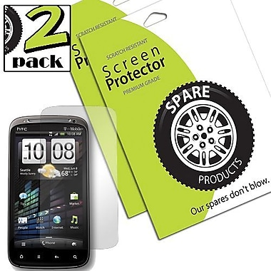 Spare Products SP00240 Screen Protector For HTC Pyramid/Sensation, Clear