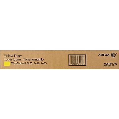Xerox Yellow Toner Cartridge (6R1396)
