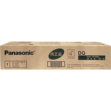 Panasonic Black Toner Cartridge (DQ-TU33G), High Yield
