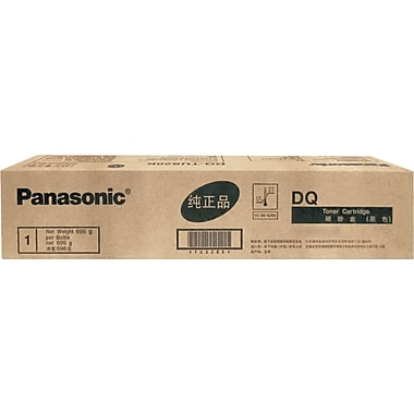 Panasonic Black Toner Cartridge (DQ-TUA04K), High Yield