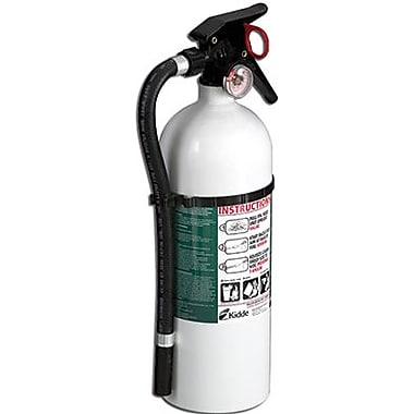 Kidde 21005771 Living Area Fire Extinguisher, 4 lbs.