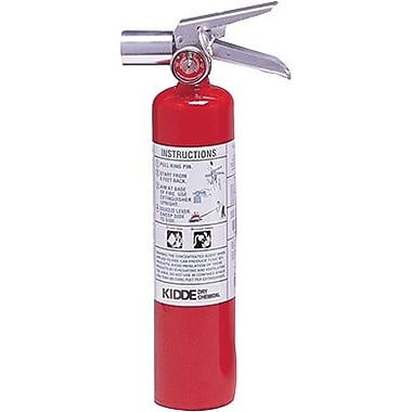 Kidde 466727 I Fire Extinguisher, 2.5 lbs.