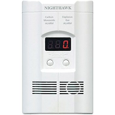 Kidde 900-0113-02 Carbon Monoxide Propane and Natural Gas Alarm
