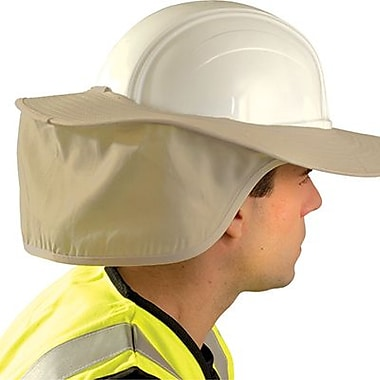 OccuNomix® 899-KHK Hard Hat Shade, Khaki