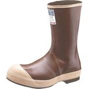 Servus® 22114 Steel Toe Boots, Copper/Tan, Size 10