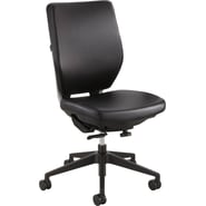 Safco® Sol™ 7065 Task Chair, Black Vinyl