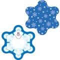 Carson-Dellosa Snowflakes Cut-Outs