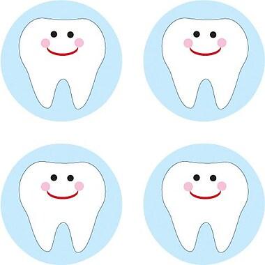 Carson-Dellosa Teeth Chart Seals