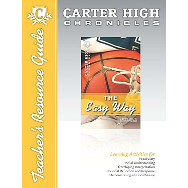 Saddleback Educational Publishing® The Easy Way Teacher's Resource Guide CD; Grades 9-12