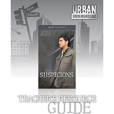 Saddleback Educational Publishing® Urban Underground Dark Suspicions;  Teacher's Digital Guide