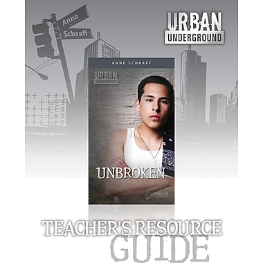Saddleback Educational Publishing® Urban Underground Unbroken;  Teacher's Digital Guide