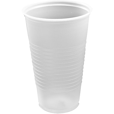 Fabri-Kal® RK Drink Cup, Translucent, 24 oz., 1000/Case