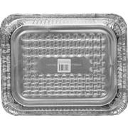 "Handi-Foil® 321-40-100U Aluminum Food Container, 2 1/2""(H) x 10 2/5""(W) x 12 3/4""(D)"