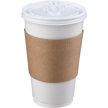 LBP Coffee Clutch® 10003 Hot Cup Sleeve For 10 - 20 oz. Hot Cup, 500/Case