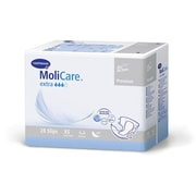 Molicare® Comfort Plus Adult Super Extended Capacity Brief, Blue, XS, 120/Pack