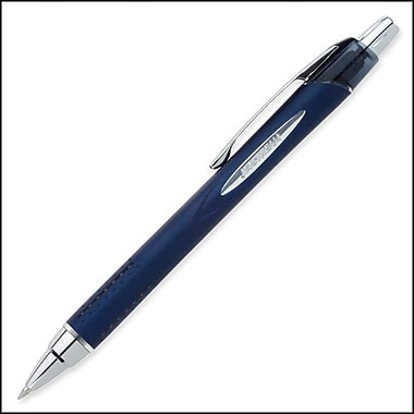 Uni-Ball – Stylo Jetstream RT, pointe fine, encre bleue