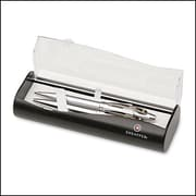 Sheaffer - Ensemble stylo/portemine de la collection-cadeau 100, chrome