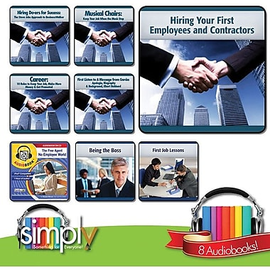 Career & Job Audio Books Bundle - Download