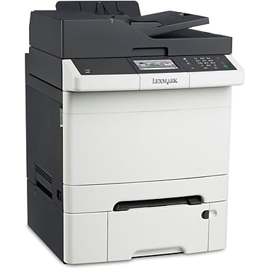 Lexmark (CX410DTE) Colour Laser Multifunction Printer