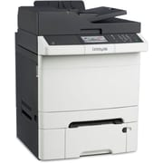 Lexmark CX410dte Color Laser All-in-One Printer