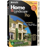 Punch! Home and Landscape Design Pro v17 for Windows (1-User) [Boxed]