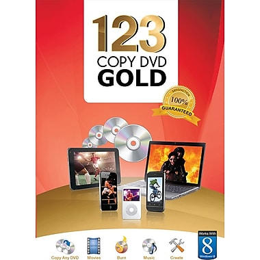 Bling 123 Copy DVD Gold 2013 for Windows