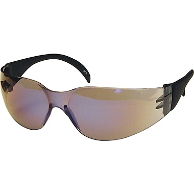 Dentec Citation 931 Safety Glasses Series Eyewear, Blue Mirror Lens