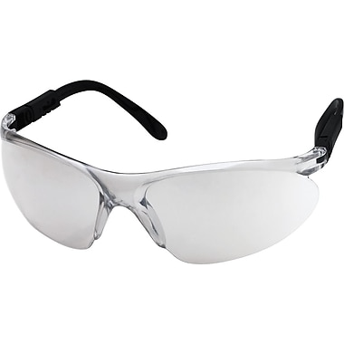 Dentec Citation 932 Safety Glasses Eyewear with Ratchet and Adjustable Temples, In/Outdoor Lens