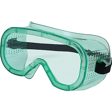 Dentec Safety-Flex Safety Googles - Series 22, Clear Lens, Direct Vent