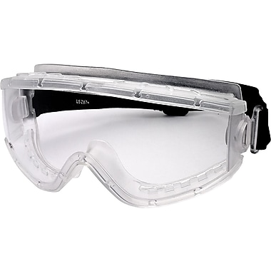 Dentec Cambridge Chemcial Splash & Impact Safety Goggle, Clear Polycarbonate Lens